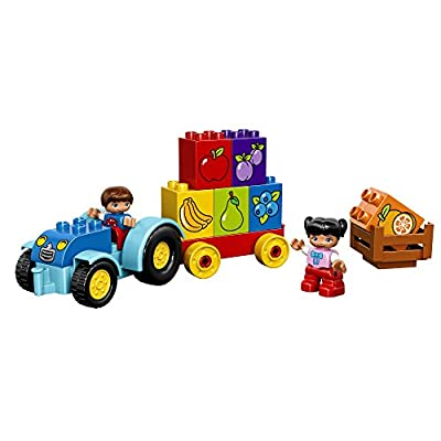 LEGO DUPLO My First Tractor 10615: Toys & Games