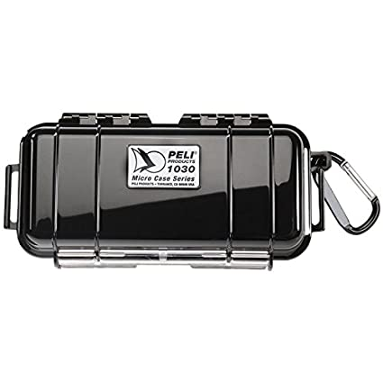 img buy Peli 1030 with interior - Black, exterior - Black
