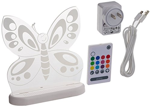 Butterfly Led Night Light Aloka