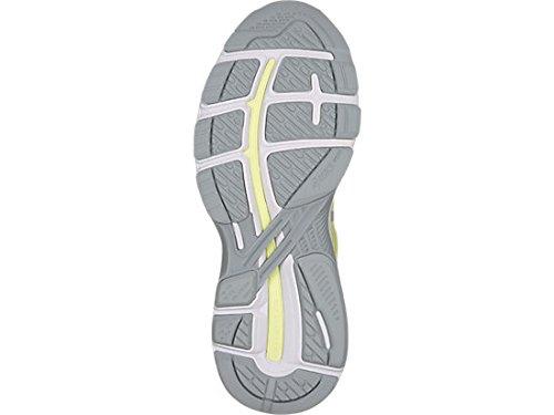 ASICS Women's GT-2000 6 Running Shoe, Limelight/White/Mid Grey, 5 M US by ASICS (Image #5)