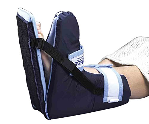 Skil-Care Adjustable Heel Float Walker Boot: Medium (4