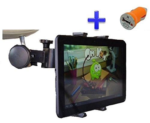 Soporte Reposacabezas para Tablet Woxter QX105 / SX100 10.1