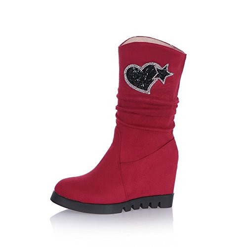 Stivaletto Donna A Balamasa Pantofole Red pEq4n