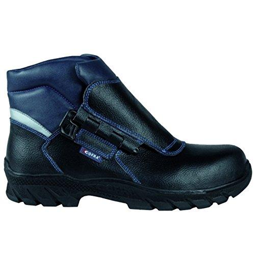 Cofra 17510-000.W44 Sciliar S3 Hi Ci Hro SRC Chaussures de sécurité Taille 44 Noir