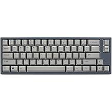 LEOPOLD compact keyboard English ASCII array 66 key black FC660C / EG