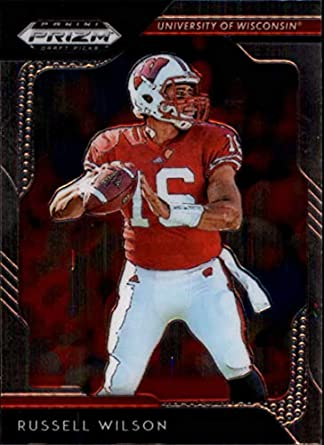 sneakers for cheap c3282 49be7 Amazon.com: 2019 Panini Prizm Draft Picks #83 Russell Wilson ...