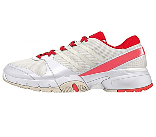 Adidas Bercuda 3 Kvinder Tennissko Hvid / Pink (9) 2mUP6Urhe