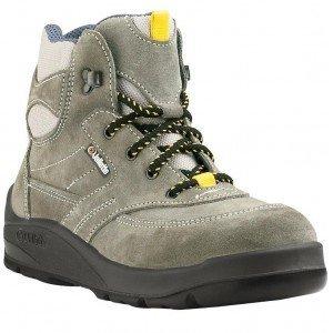 Chaussures de sécurité haute cuir JALCLUB SAS S1P