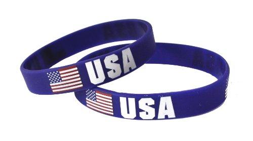united states flag bracelet - 3