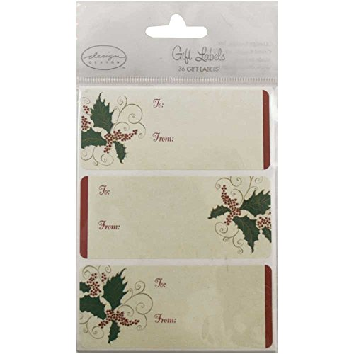 JAM Paper® Christmas Gift Tag Sticker Labels - 4