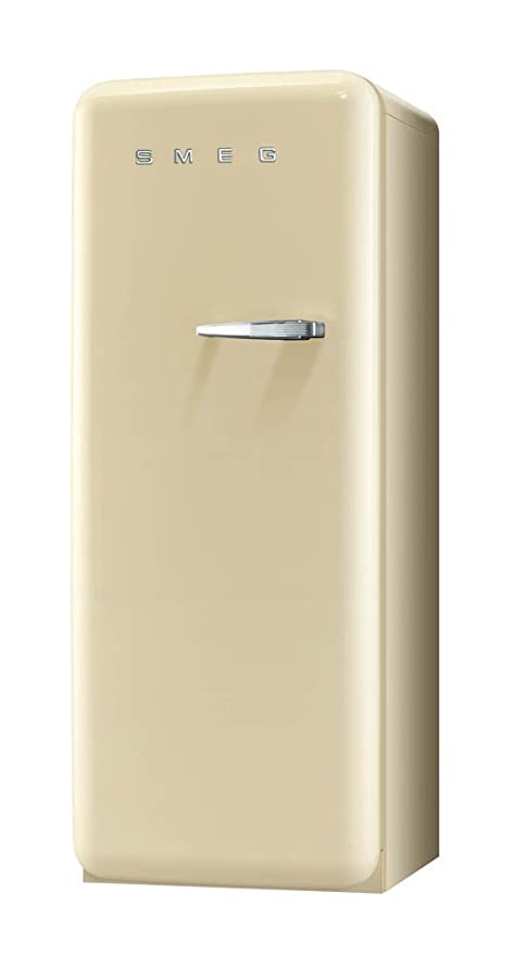 Smeg FAB28LP1 - Nevera combi (Independiente, Cream, Izquierda ...