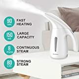 Beautiplove Travel Clothes Steamer Dual Voltage