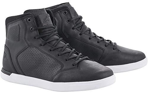 Alpinestars J-Cult Shoe (11, Black) (Shoes Motorcycle Alpinestar)