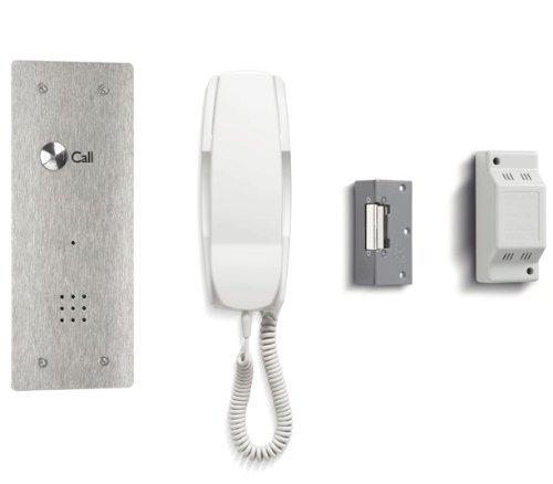 Tc250 Bell Vrk1 Vandal Proof Audio Door Entry Intercom System