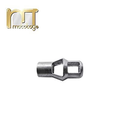 Mato Metal Accessory Barrel Muzzle for 1/16 1:16 RC Germany Jagdpanther Panther G Tank: Toys & Games