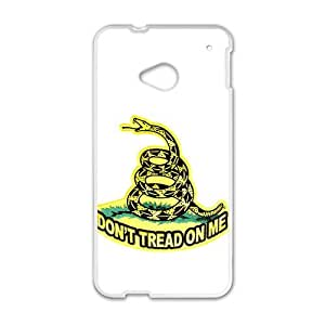 Happy Don't Tread On Me Hot Seller Stylish Hard Case For HTC One M7