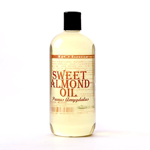Mystic Moments | Sweet Almond Carrier Oil - 500ml - 100% Pure
