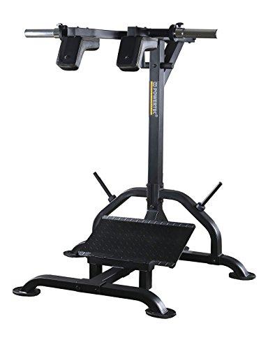 Powertec Fitness Levergym Squat/ Calf Black by Powertec Fitness