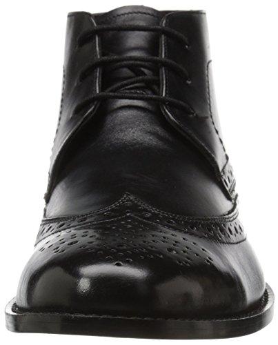 Nunn Bush Men's Nichols Chukka Boot Black FpB1sgHzWs