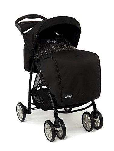 Graco 1810742 Mirage - Carrito con bandeja, compatible con Travel System: Amazon.es: Bebé