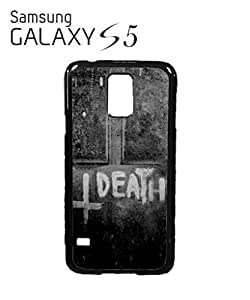 Death Cross Vintage Retro Mobile Cell Phone Case Samsung Galaxy S5 Black
