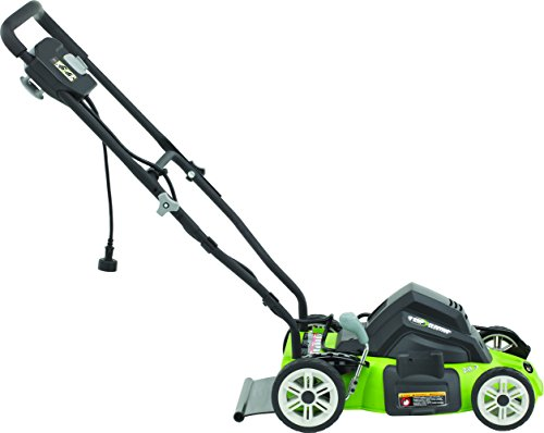 Earthwise 14 Inch 8 Amp Side Discharge Mulching Corded