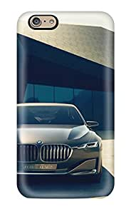 Slim Fit Tpu Protector Shock Absorbent Bumper Bmw Vision Future Luxury Car Case For Iphone 6