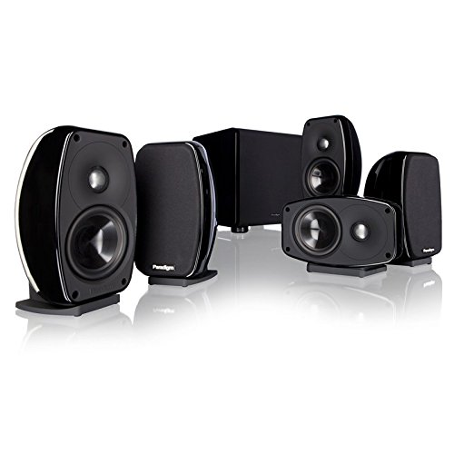 Paradigm Cinema 100 CT 5.1 Home Theater System by Paradigm