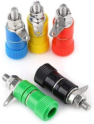 Test Plugs /& Test Jacks BANANA PLUG BLUE 10 pieces