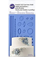 قالب فندان مجوهرات الزفاف ويلتون 409-2528، أزرق