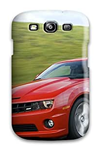 6395868K21856728 Slim Fit Tpu Protector Shock Absorbent Bumper 2010 Chevrolet Camaro Ss 7 Case For Galaxy S3