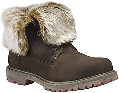 Timberland Chaussures Authentics Faux Fur Femme 37