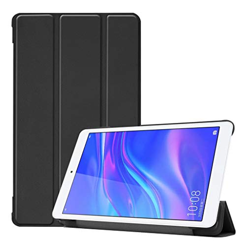 Case for Huawei M5 Lite 8inch Tablet, Meidexian888 Magnetic Slim Stand Shell Leather Stand Case Cover, Anti-Scratch Anti-Collision