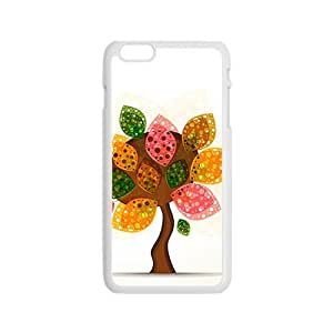 Love Tree Hight Quality Plastic Case for Iphone 6