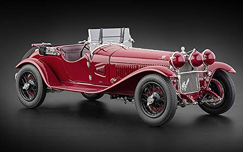 CMC-Classic Model Cars Alfa Romeo 6C 1750 Gran Sport 1930 Vehicle