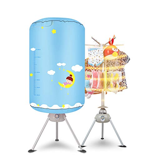 Steel Stainless Hanging Electric Heater (RSTJ-Sjec Electric Clothes Dryer Silent Power-Saving Hot Air Machine Sterilization Quick-Drying Foldable Baby Only Electric Dryer Clothes)