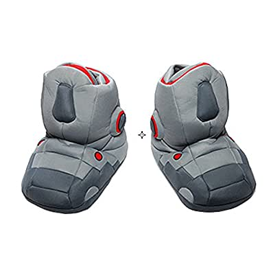 Giant Robot Slippers with Sound - Limited Edition
