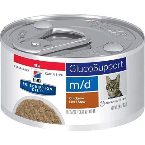 Amazon.com: HILLS Prescription Diet m/d GlucoSupport Comida ...
