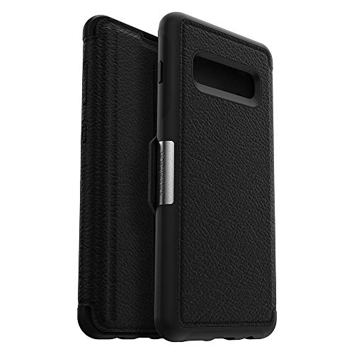 OtterBox STRADA SERIES Case for Galaxy S10+ - Retail Packaging - SHADOW (BLACK/PEWTER) by OtterBox (Image #3)