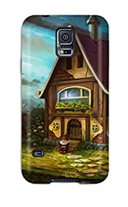 Durable Painting Back Case/cover For Galaxy S5