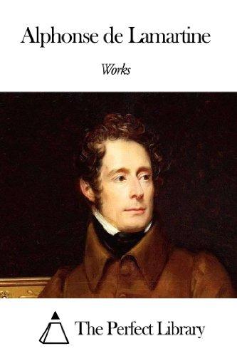 Works of Alphonse de Lamartine