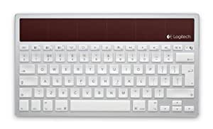 Logitech Wireless Solar Keyboard K760 for Mac, iPad and iPhone