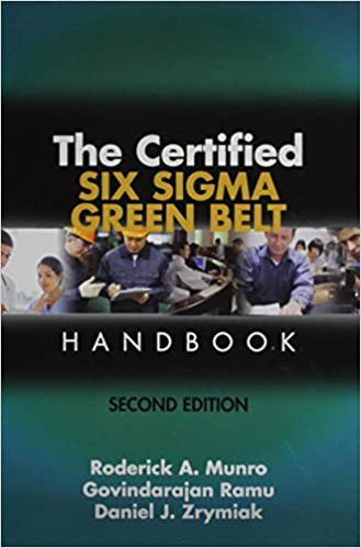 Amazon.com: The Certified Six Sigma Green Belt Handbook, Second ...