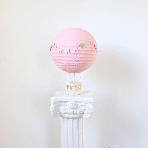 hot air balloon centerpiece - 8