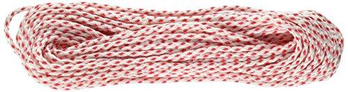 Lehigh Group BPE650X Polypropylene Diamond Braid Rope, 50', (Diamond Braid Polypropylene Rope)