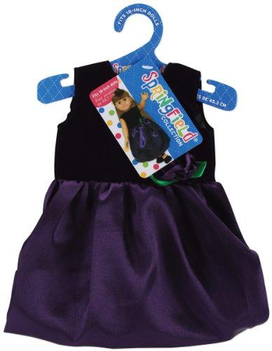 Springfield Doll's Dress