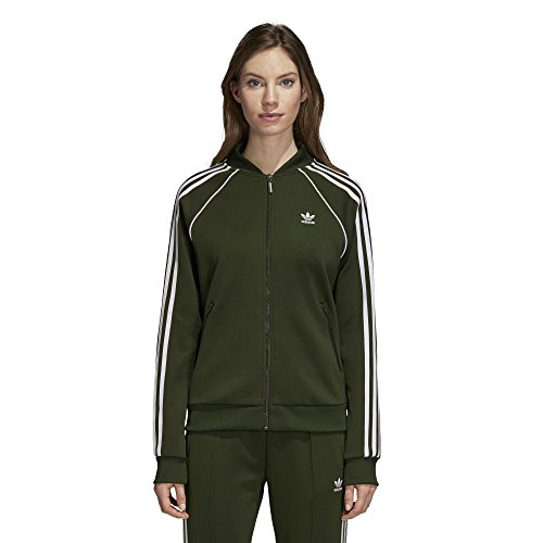 adidas Originals Women's Superstar Tracktop