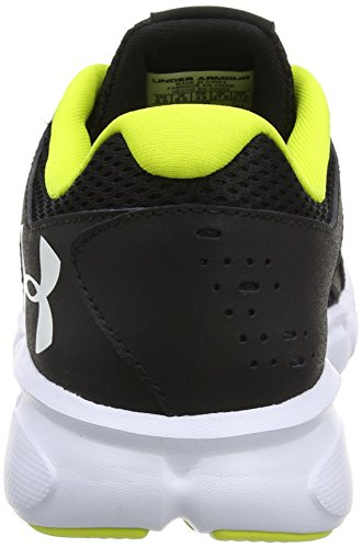 Under Armour Ua Thrill 2, Zapatillas de Running para Hombre Negro (Black 005)