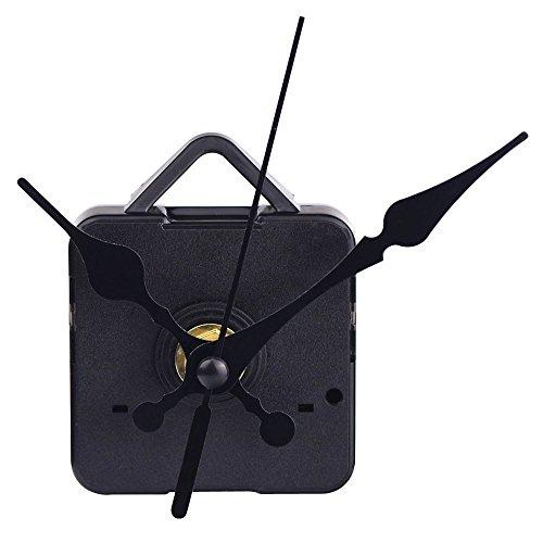 Quartz Clock Movements Mechanism Parts, 3/ 25 Inch Maximum Dial Thickness,...