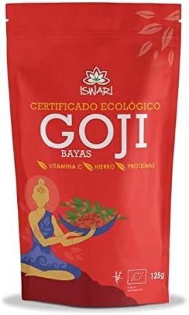 Bayas Goji Bio: Amazon.es: Alimentación y bebidas